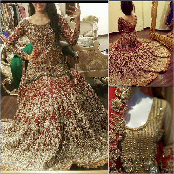 Lastest pakistani Bridal Wears