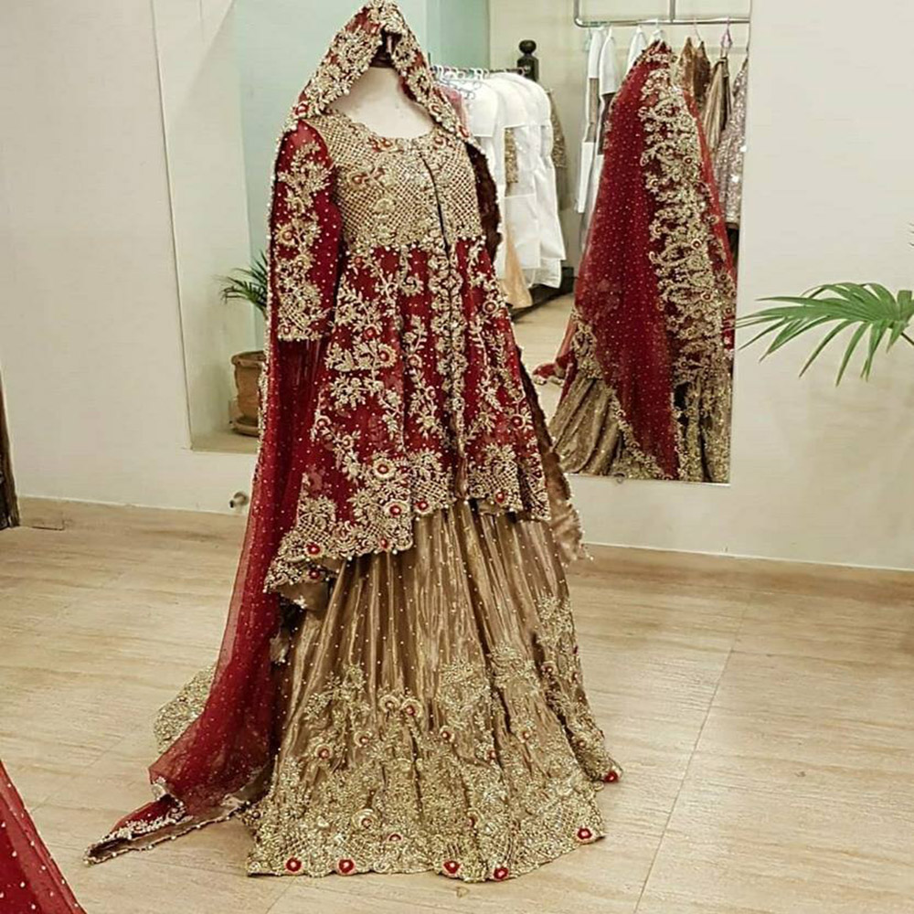 Designer Pakistani Bridal Dress Pakistani Designer Bridal Dresses Dubai Uae