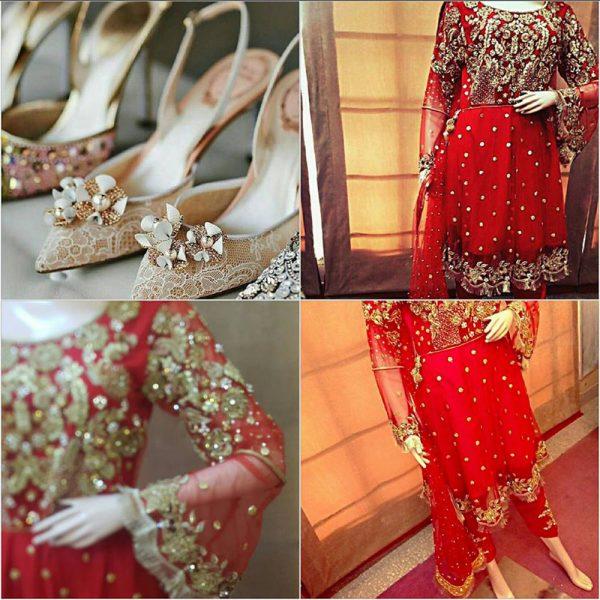 Pakistani Bridal Suits Dubai
