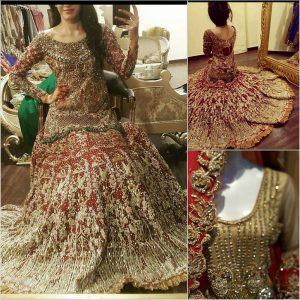 Lastest pakistani Bridal Wears