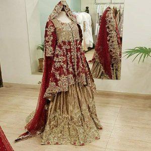 Designer Pakistani Bridal dress